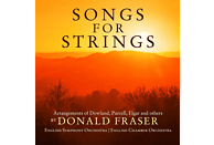 Donald Fraser, English Chamber Orchestra, English SymphonyOrchestra - Songs For Strings [CD]