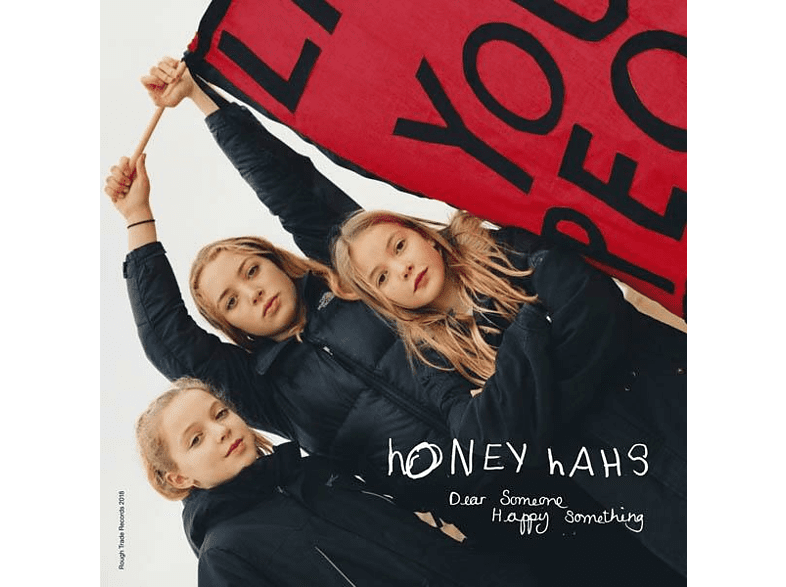 Honey Hahs - Dear Someone,Happy Something [LP + Download]