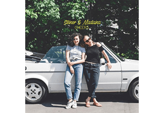 Steiner & Madlaina - Cheers - (CD)
