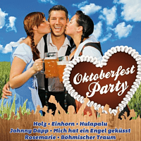 VARIOUS - Oktoberfest Party [CD]