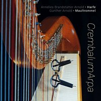 Crembalumarpa-duo Arnold - Harfe & Maultrommel [CD]