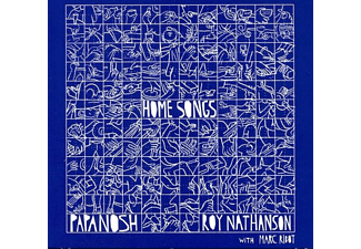 Papanosh, Roy Nathanson, Marc Ribot - Home Songs (Feat. Marc Ribot) - (CD)