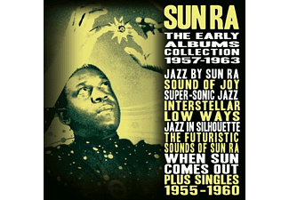 Sun Ra - The Early Albums Collection: 1957-1963 - (CD)