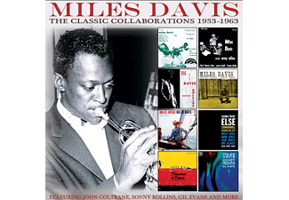 Miles Davis - The Classic Collaborations: 1953-1963 - (CD)