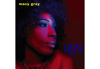 Macy Gray - Ruby - (CD)