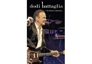 Dodi Battaglia - E La Storia Continua (Deluxe Edition: 2CD/DVD/BD/ - (CD + Blu-ray Disc)