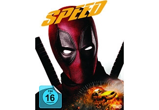 Speed (Exklusive Edition) - (Blu-ray)