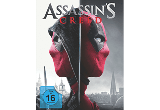 Assassin's Creed (Exklusive Edition) - (Blu-ray)