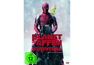Planet der Affen - Survival (Exklusive Edition) - (DVD)