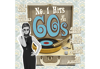 Cliff Richard, Marty Robbin, Elvis Presley, Ray Peterson, The Marcels, Ben E. King - No.1 Hits Of The 60s - (CD)