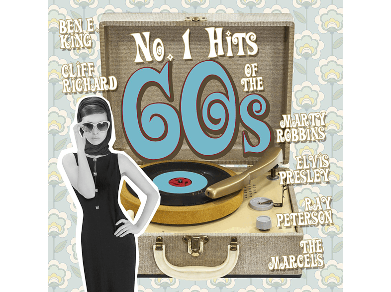 Cliff Richard, Marty Robbin, Elvis Presley, Ray Peterson, The Marcels, Ben E. King - No.1 Hits Of The 60s [CD]