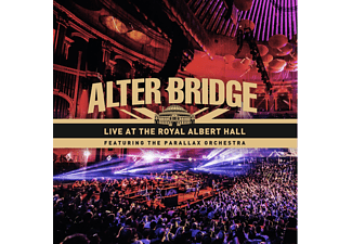 The Parallax Orchestra, Alter Bridge - Live At The Royal Albert Hall feat. The Parallax Orchestra - (CD)