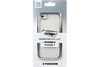 TUCANO IPH74EF-SL Backcover Apple iPhone 7,8  Silber