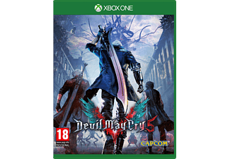 Devil May Cry 5 NL/FR Xbox One