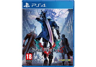 Devil May Cry 5 NL/FR PS4