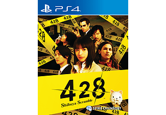 428: Shibuya Scramble FR/NL PS4