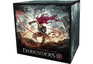 Darksiders III Collector's Edition UK/FR Xbox One
