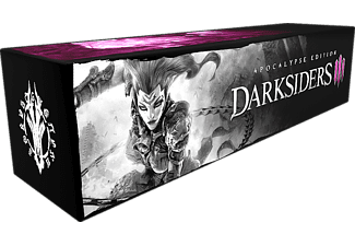 Darksiders III Apocalypse Edition UK/FR Xbox One