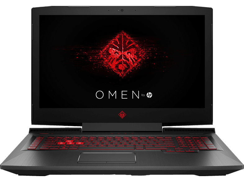 HP  OMEN 17-AN134NG , Gaming Notebook, Core™ i7 Prozessor, 16 GB RAM, 1 TB HDD, 256 GB SSD, GeForce® GTX 1060, Schwarz | 00192545969413