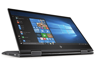 HP ENVY x360 15-cn0302ng, Convertible mit 15.6 Zoll Display, Core™ i5 Prozessor, 8 GB RAM, 1 TB HDD, 256 GB SSD, GeForce MX150, Grau