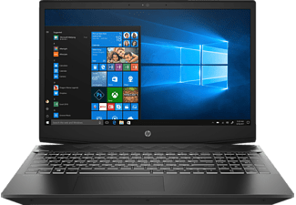 HP Pavilion 15-cx0309ng, Notebook mit 15.6 Zoll Display, Core™ i5 Prozessor, 12 GB RAM, 1 TB HDD, 128 GB SSD, GeForce GTX 1050, Schwarz