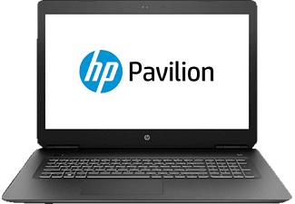 HP PAVILION 17-AB431NG, Notebook, Core™ i5 Prozessor, 8 GB RAM, 1 TB HDD, 256 GB SSD, GeForce GTX 1050 Ti, Schwarz