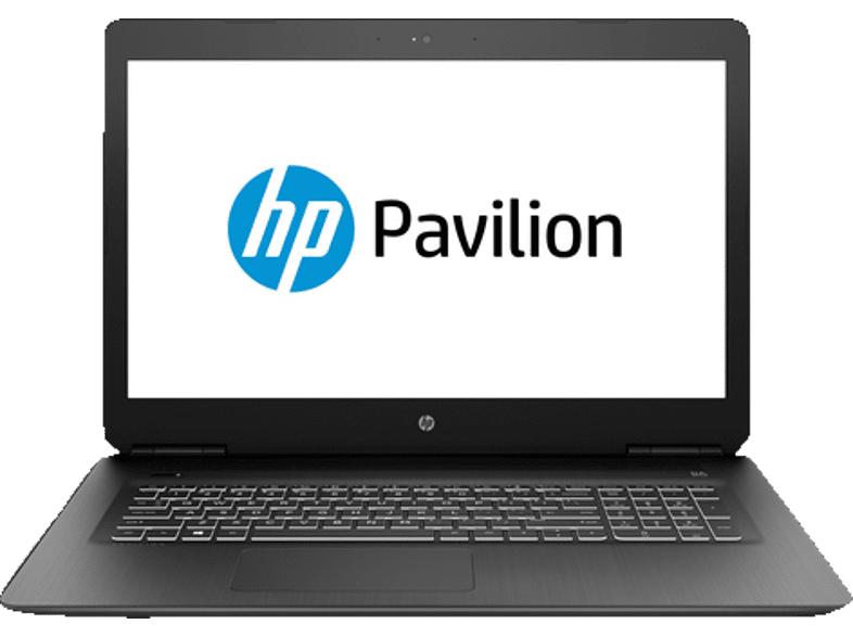 HP PAVILION 17-AB431NG, Notebook mit 17.3 Zoll Display, Core™ i5 Prozessor, 8 GB RAM, 1 TB HDD, 256 SSD, GeForce GTX 1050, Schwarz