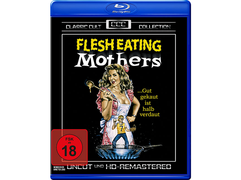 Flesh Eating Mothers - Classic Cult Collection [Blu-ray]