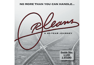 Orleans - NO MORE THAN YOU CAN HANDLE: A FORTY YEAR JOURNEY - (CD)