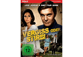 Vergiss oder stirb - (DVD)