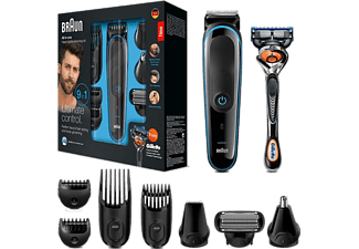 BRAUN Multigrooming-Set MGK3085 9in1