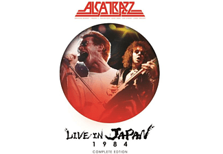 Alcatrazz - Live In Japan 1984-Complete Edition (DVD+2CD) - (DVD + CD)