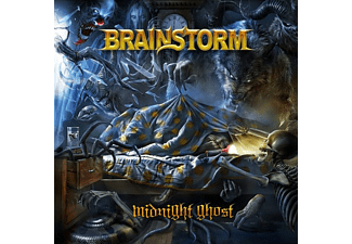 Brainstorm - Midnight Ghost (Lim.Boxset) - (CD)