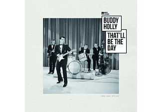 Buddy Holly - That'll Be The Day - (Vinyl)