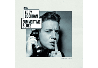Eddie Cochran - Summertime Blues - (Vinyl)