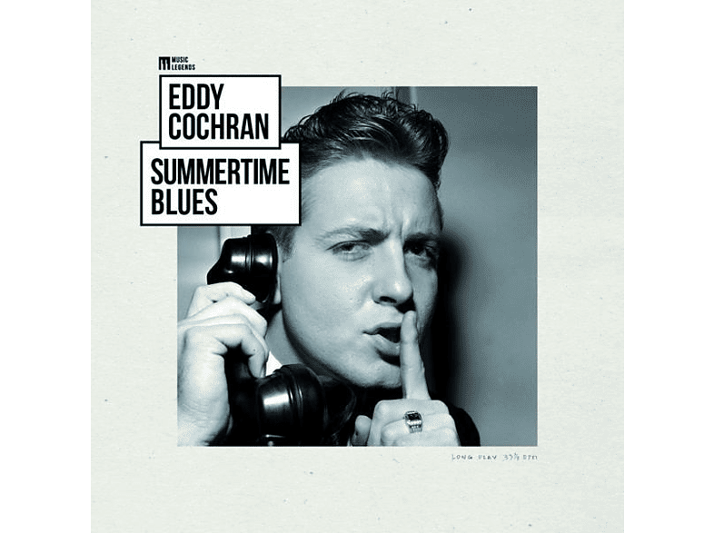 Eddie Cochran - Summertime Blues [Vinyl]
