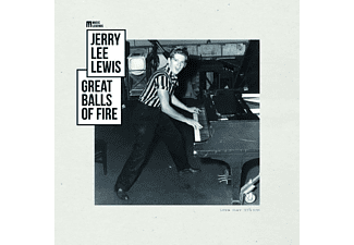 Jerry Lee Lewis - Great Balls Of Fire - (Vinyl)