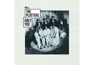 The Platters - Only You - (Vinyl)