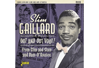 Slim Gaillard - Out And Out Vout - (CD)