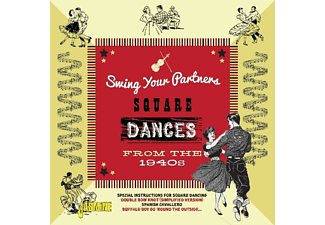 VARIOUS - Swing Your Partners - (CD)
