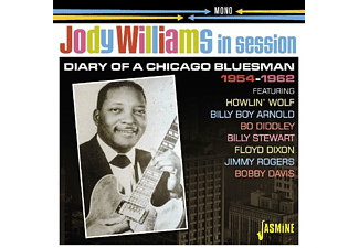 Jody Williams - In Session 1954-62 - (CD)