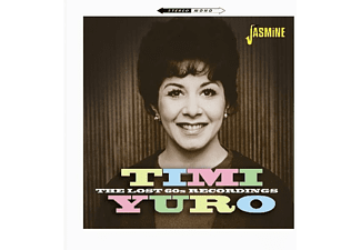 Timi Yuro - The Lost 60's Recordings - (CD)