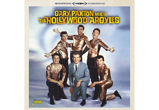 Gary Paxton - Meets The Hollywood Argy - (CD)