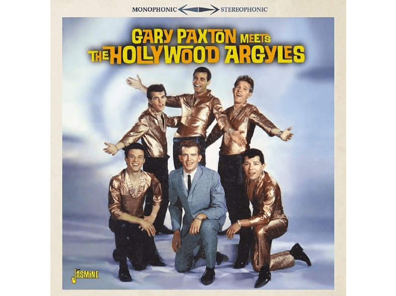 Gary Paxton - Meets The Hollywood Argy [CD]