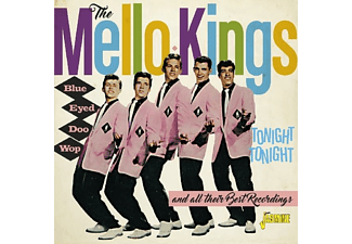 The Mello Kings - Blue Eyed Doo Wop - (CD)