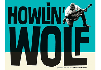 Howlin' Wolf - Second Album,Aka Rockin' Chair+10 Bonus Tracks - (CD)
