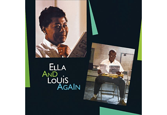 Ella Fitzgerald, Louis Armstrong - Ella & Louis Again+3 Bonus Tracks - (CD)