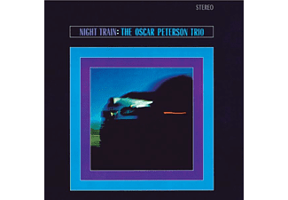 Oscar Trio Peterson - NIGHT TRAIN -BONUS TR- - (CD)