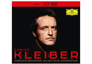 Kleiber/WP/SD/+ - Complete Recordings On Deutsche Grammophon - (CD + Blu-ray Audio)