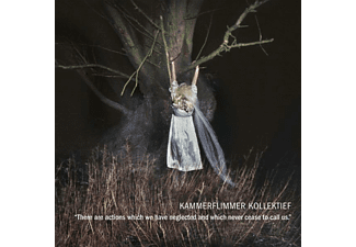 Kammerflimmer Kollektief - There Are Actions Which We Have Neglected And Whic - (LP + Bonus-CD)